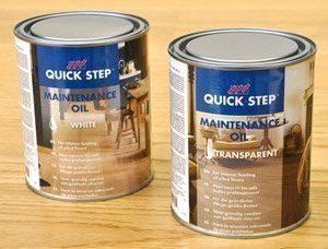 Quick Step onderhoudsolie
