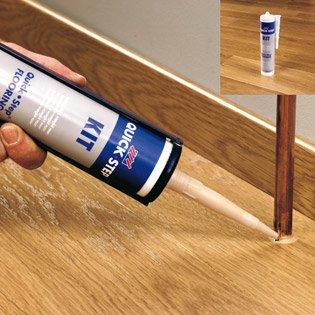 Quick Step overschilderbare plint 40×14